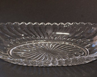 Fostoria Celery Bowl Colony 11.5 Inches Long