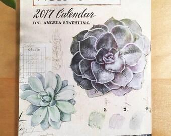 Field Guide Pocket Calendar | 2017