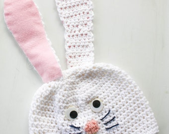 Bunny Winter Hat for Infant/Toddler/Child