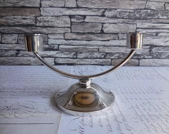 A Vintage candleholder