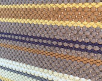 Cotton Tricot Floor Mat / Rug