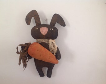 Bunny and his Carrot