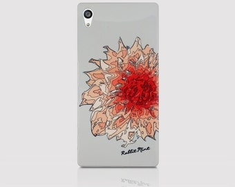 Sony Xperia Z5 Case - Peony (P00012)