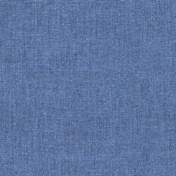 SHOT COTTON Blue Jeans Kaffe Fassett Sold in 1/2 yd increments