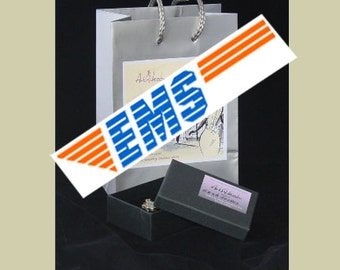 EMS Express Shipping, Fast Delivery, Last Minute Gift