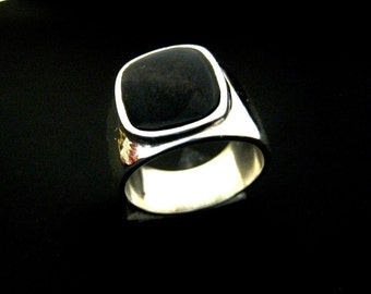Ring for man silver 925