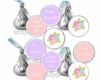 Mother's Day Special favors gift  candy stickers (108)