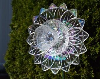 Beautiful Crystal Flower