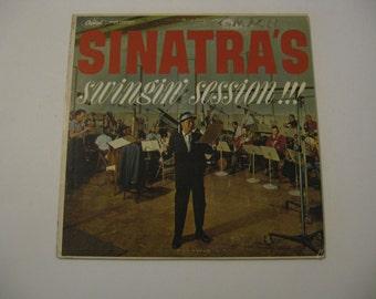 Frank Sinatra - Rare! - Swingin' Session - 1961