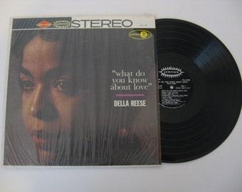 Della Resse - What Do You Know About Love - Circa 1959