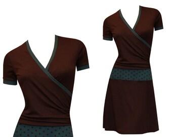 Dots dress Enia