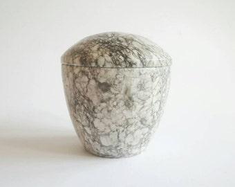 Vintage, Marble Lidded Box, 1930s