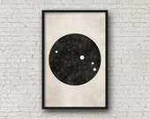 Aries Constellation Art, Art Print Poster, Wall Art, Aries Art, Zodiac Constellation, Zodiac Sign, Zodiac Art, Zodiac Print