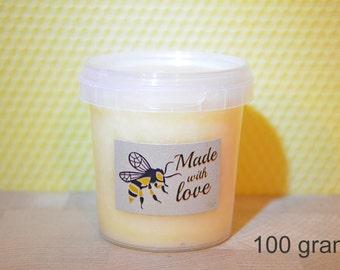 Raw Lime Honey Flow 2016 Natural Organic Farm