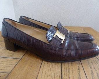 BEAUTIFUL Salvatore Ferragamo Shoes, Good Condition - UK Size 4