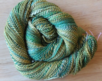 NEW SPRING handspun superfine wool 308 yards