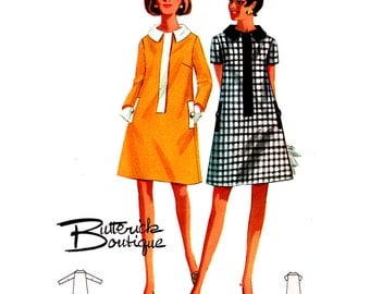 Butterick Sewing Pattern 4708 Misses' Dress   size:  10  Used