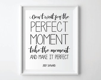 Make it Perfect Quote