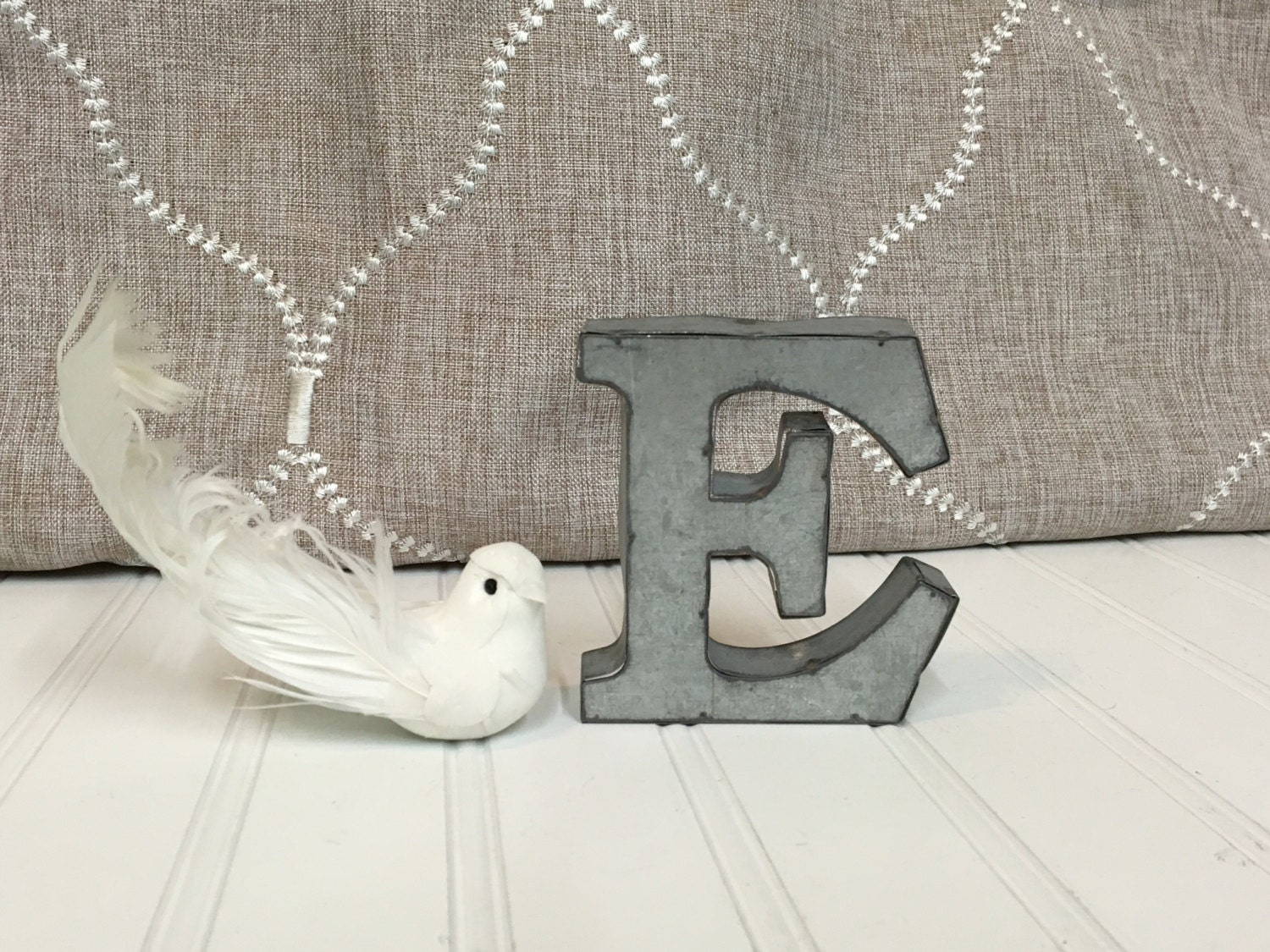 small metal letters small metal letters letter e 4 galvanized metal by 24901