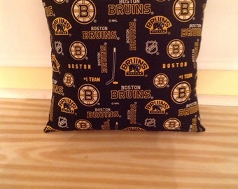 Boston Bruins Pillow