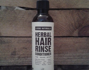 Organic Herbal Hair Rinse Conditioner 200ml