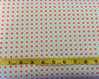 "Floral Fabric Finders Fabric 60"" width"