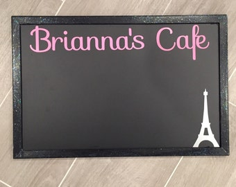 Personalized Chalkboard (magnetic)