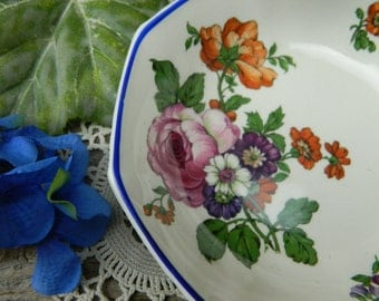 Set of 5 Antique Royal Doulton D3823 Fruit Dessert Bowls