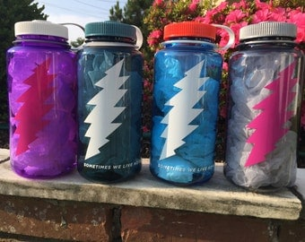 Grateful Dead Nalgene Water Bottle