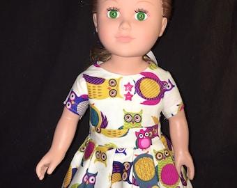 Whooo's Smart School Dress