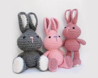 MADE TO ORDER Crocheted animals