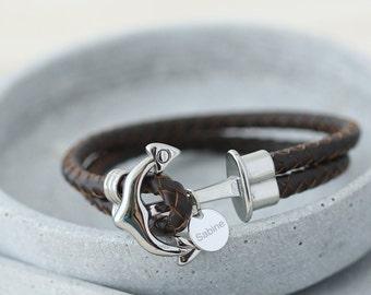 Ahoi IV - Bracelet + engraving | A110