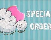 Expedited Shipping Order - JUDI
