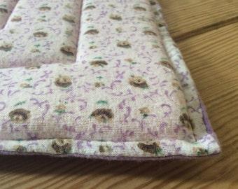 Lavender Dreams Pet Bed