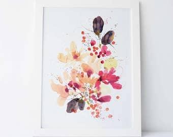 Confetti Garden No. 3- Fine Art Print