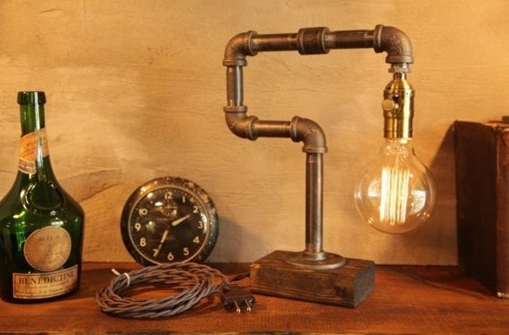 gradation industriel eclairage lampe par urbanindustrialcraft. Black Bedroom Furniture Sets. Home Design Ideas