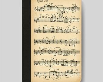 iPad Folio Case, iPad Air Case, iPad Air 2 Case, iPad 1 Case, iPad 2 Case, iPad 3 Case, iPad Mini Case Vintage Sheet Music Design iPad Case