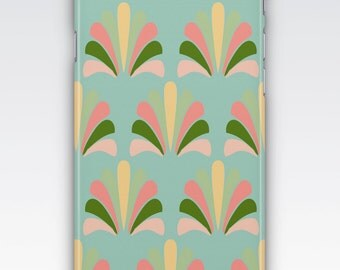 Case for iPhone 8, iPhone 6s,  iPhone 6 Plus,  iPhone 5s,  iPhone SE,  iPhone 5c,   iPhone 7,  Art Deco Patterned iPhone