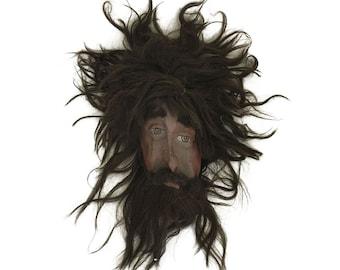 Oddfellow Jesus Mask