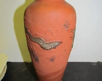 Vintage Japanese Tokoname Vase
