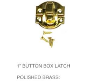 Assorted Latches. Box Latch. Drawer Latch. Window Latch. Craft Latch. Hasp.