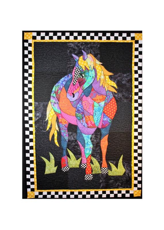 Bj designs patterns cheyenne horse by beaverheadsupplies for Bj custom designs