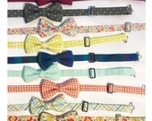 Custom Bowtie- you choose the fabric from any bows listed in the shop.