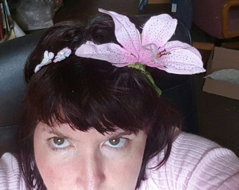 Pretty in Pink Headband