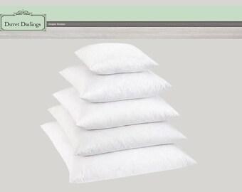 Pillow Insert - Pillow form, pillow cushion, pillow filler, pillow, pillow cover insert