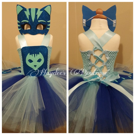 Cat Girl Tutu Dress