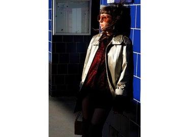 Golden Ladies jacket vintage 1990 s