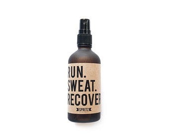 Athlete Blend Spearmint and Eucalyptus Essential Oil Spray