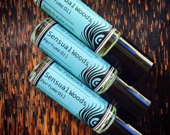 Sensual Woods Perfume Oil