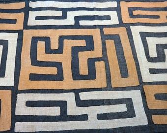 African Kuba Cloth/textile Kc009